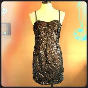 H&M Sequin Party Dress